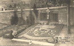 Vottem. - Tombes De Soldats Belges  1914.  (scan Verso) - Herstal