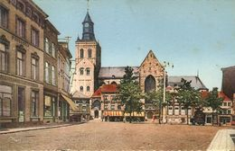 Tienen : Eglise St-Germain  1950 - Tienen