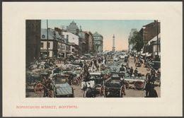 Bonsecours Market, Montreal, Quebec, Canada, C.1905 - Valentine's Postcard - Montreal