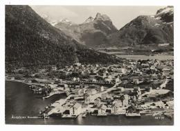 ANDALSNES - ROMSDALSHORN I BAHGR  - NV  FG - Norway