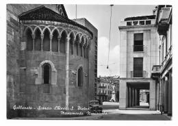 GALLARATE - SCORCIO CHIESA S.PIETRO  MONUMENTO NAZ. VIAGGIATA FG - Varese