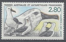French Antarctic (FSAT), Atlantic Yellow-nosed Albatross, 1990, MNH VF - Unused Stamps