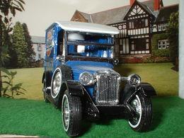 "Matchbox Models Of Yesteryear Y5-4 1927 Talbot Van ""Ever Ready Batteries"" - Matchbox"