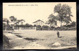 ERMONT CERNAY 95 - Allée Tilly - Ermont