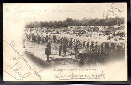CHATILLON EN BAZOIS 58 - Le Champ De Foire - Chatillon En Bazois