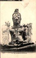 Thaïlande - Big Buddha At AYUTHIA - Thailand