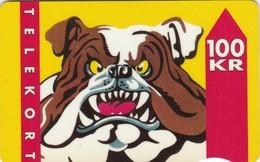 Denmark, FD 006B, Bulldog, 2 Scans.      Serial Number: 3002 009001-022000 - Denmark