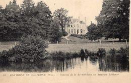 CPA 61 Château De La Bermondière - Environs De Couterne - France