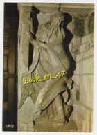 {77657} 46 Lot Souillac , Eglise Abbatiale Sainte Marie , Le Prophète Isaie - Souillac