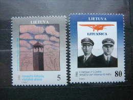 World Unity Day. Planes # Lietuva Litauen Lituanie Litouwen Lithuania 1993 MNH # Mi. 529/0 - Lithuania
