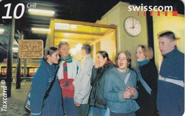 11512 - TAXCARD - USATA - Suisse