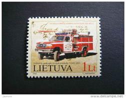 200th Anniversary Of Fire Station In Vilnius # Lietuva Litauen Lituanie Litouwen Lithuania 2002 MNH # Mi. 793 - Lithuania