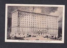 Vente Immediate USA NY Albany The De Witt Clinton - State End Eagle Streets ( E.C. Kropp Co) - Albany