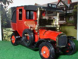 Matchbox Models Of Yesteryear 1907 Unic Taxi - Matchbox