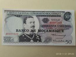 50 Escudos 1970 - Mozambico