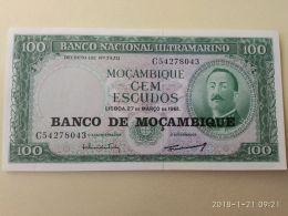 100 Escudos 1961 - Mozambico