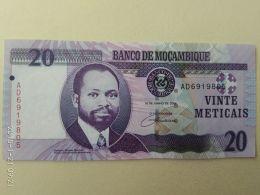 20 Meticais 2006 - Mozambico