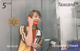 11521 - TAXCARD - USATA - Suisse
