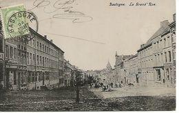 Belgique     Bastogne    La Grande Rue - Belgique