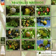 Dominican Republic - 2017 - Domestic Fruits - National Botanic Garden - Mint Souvenir Sheet - Dominicaanse Republiek