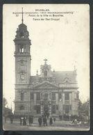 +++ CPA - BRUSSELS - BRUXELLES - Exposition Universelle 1910 - Palais De La Ville De Bxl   // - Wereldtentoonstellingen