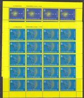 Europa Cept 1994 Vatican City 2v 2 Sheetlets ** Mnh (F6844) - Europa-CEPT