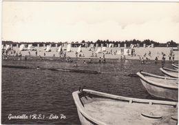 473 GUASTALLA REGGIO EMILIA LIDO PO ANIMATA 1959 - Reggio Nell'Emilia