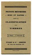 E.H De BEAUFOND- CATALOGUE DES OBLITERATIONS DES TIMBRES DE FRANCE 1849-1876 BROCHE 115PAGES TRES BON ETAT - Philatelie Und Postgeschichte