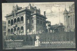 +++ CPA - BRUSSELS - BRUXELLES - Exposition Universelle 1910 - Pavillon De L'Italie  // - Expositions Universelles