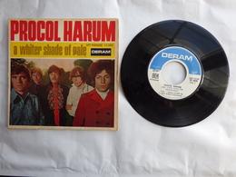 EP 45 T  PROCUL HARUM   DERAM XDR 4049 - Disco & Pop