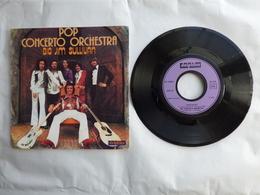 EP 45 T  POP CONCERTO ORCHESTRA  DELPHINE 64018  NOSTALGY - Disco & Pop