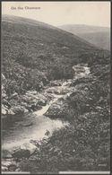 On The Okement, Dartmoor, Devon, C.1905 - Postcard - England