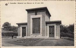 COURCELLES / HAINAUT / MEMORIAL DU 18 AVRIL 1944 / GUERRE 1940-45 - Courcelles