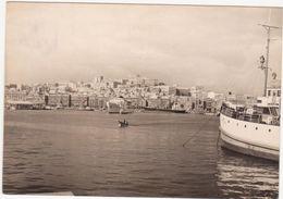 486  CAGLIARI PANORAMA DAL PORTO 1960 - Cagliari