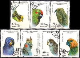 MADAGASCAR - Perroquets - Madagascar (1960-...)
