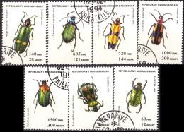 MADAGASCAR - Insectes 1994 - Madagascar (1960-...)