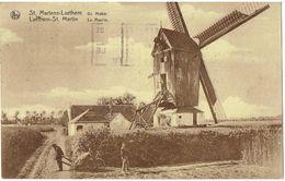 ST. MARTENS-LAETHEM - Laethem-St -Martin - De Molen - Le Moulin - Sint-Martens-Latem