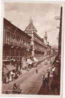 491  CATANIA VIA ETNEA ANIMATA 1935 - Catania
