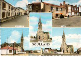 85----SOULLANS---multivues--voir 2 Scans - Soullans