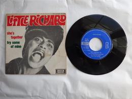 EP 45 T  LITTLE RICHARD DECCA 59008  SHE'S TOGETHER - Disco & Pop