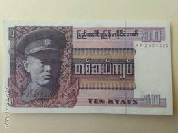 10 Kyat 1975 - Myanmar