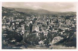 CPA  SARAJEVO Panorama - Bosnia And Herzegovina