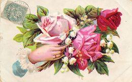 Peinture.... - Fleurs