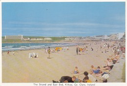 Postcard The Strand And East End Kilkee Co Clare Ireland By Cardall C 1968 My Ref B22173 - Clare