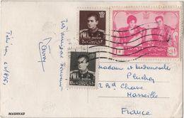 Carte Photo IRAN MASSHHAD MECHEL Stamps - Iran