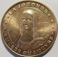 Musée Du Louvre La Joconde 2005 - Monnaie De Paris