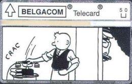 BPR-1992 : P265 KUIFJE TINTIN 3 'Crac' MINT - Belgium