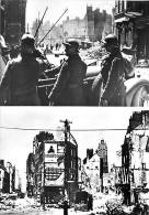 59 DUNKERQUE WW2  Mai Juin 1940  Prisonniers Français -  Angle Rues Neuve Et Alexandre III CPSM GF Blanckaert - Guerre 1939-45
