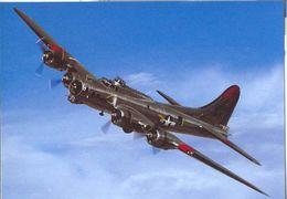 Aviation Postcard-US AIR FORCE B-17  Military Card M018 - 1946-....: Moderne