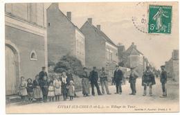 CIVRAY SUR CHER - Village De Vaux - Autres Communes